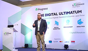 Progress Exchange Digital Ultimatum Conference